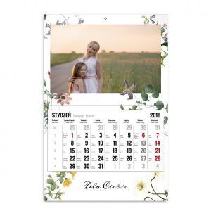 kalendarz jednodzielny szablon dla ciebie
