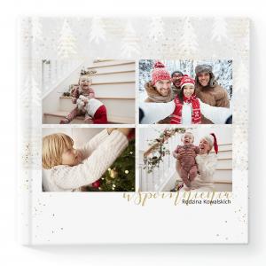 Fotoksiążka dla rodziny. Niepowtarzalny prezent świąteczny na Boże Narodzenie. Zobacz jakie to proste!